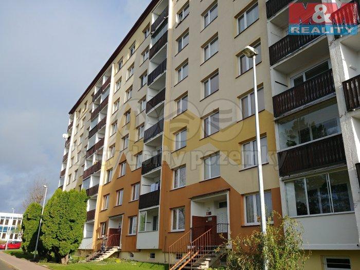 Prodej, byt 1+1, 36 m2, DV, Ústí nad Labem, ul. Švestková