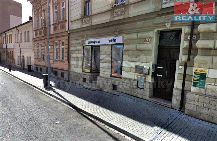 Pronájem, kancelářské prostory, Plzeň, ul. Křížkova