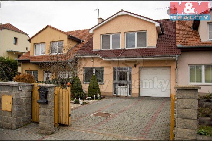Prodej, rodinný dům 5+kk, Brno - Slatina