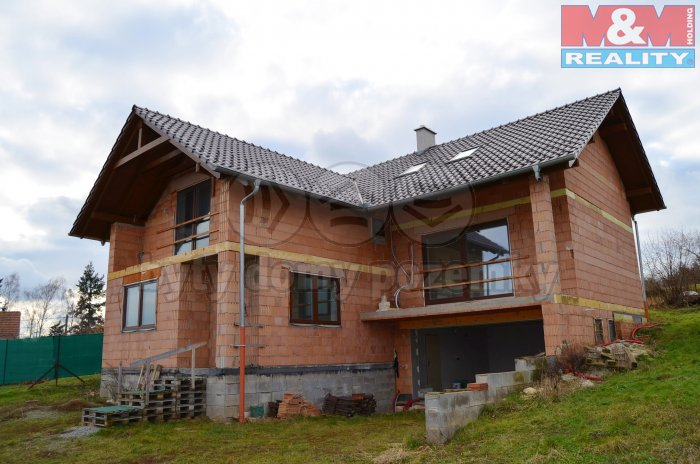 Prodej, rodinný dům 6+1, Říčany, ul. Rosická