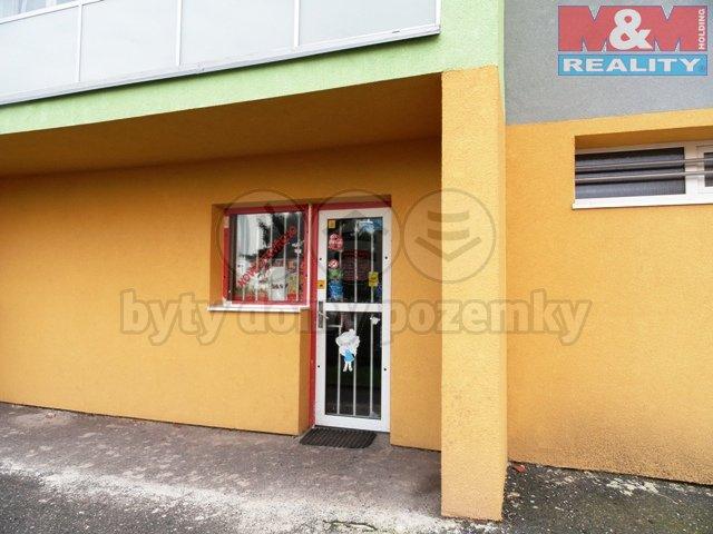 Prodej, obchod a služby, 35 m2, Most, Josefa Ševčíka