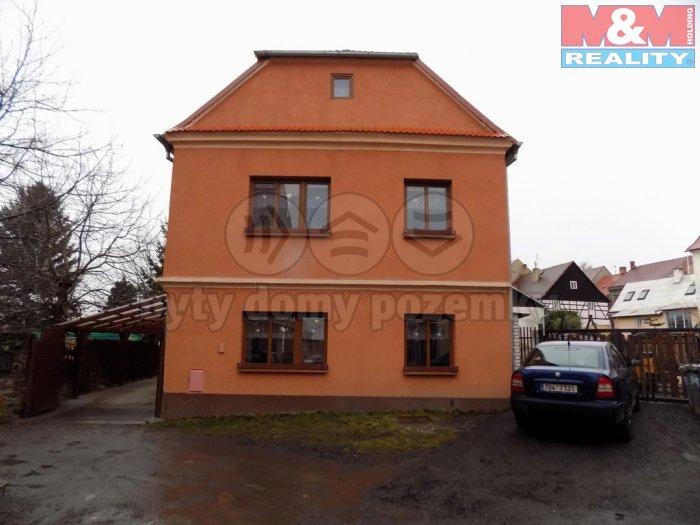 Prodej, rodinný dům, 1230 m2, Radonice