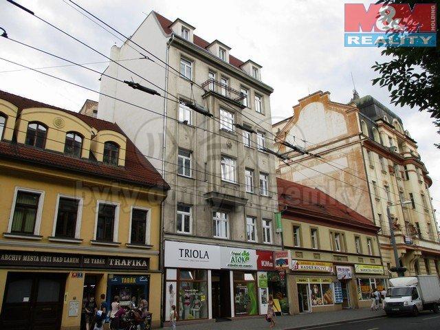 Pronájem, byt, 2+1, 54 m2, OV, Ústí nad Labem - centrum