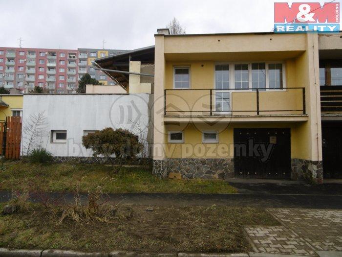 Prodej, rodinný dům, 225 m2, Jirkov, ul. Kludského