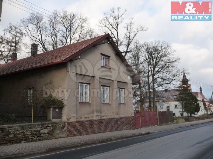 Prodej, rodinný dům 5+1, Dolní Krupá