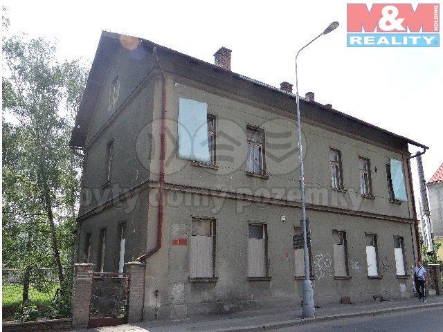 Prodej, komerční objekt, 244 m2, Děčín VI - Letná