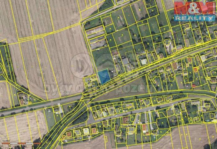 Prodej, pozemek, 857 m2, Sudice