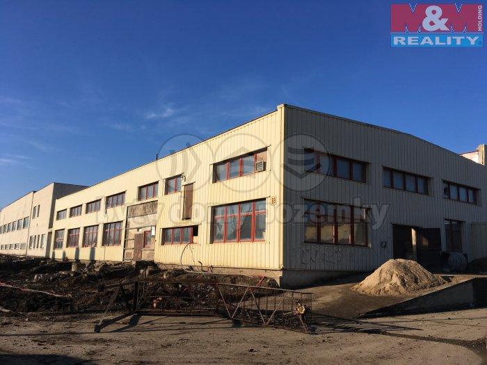 Pronájem, výrobní prostor, 700 m2, Praha 9, Mladoboleslavská