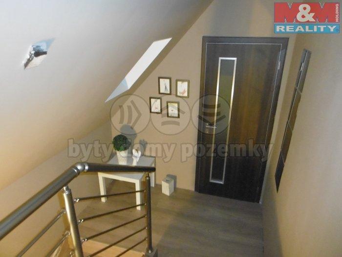 Prodej, rodinný dům, 168 m2, Chomutov, ul. Lipská