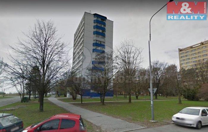 Pronájem, byt 1+1, 28 m2, Ostrava - Poruba, ul. Mongolská