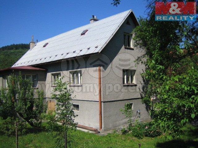 Prodej, rodinný dům, 410 m2, Zubří