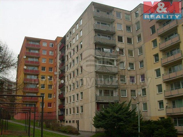 Pronájem, byt 1+kk, 31 m2, OV, Ústí nad Labem, ul. V Oblouku
