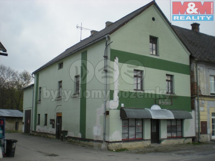 Prodej, rodinný dům, Mikulovice
