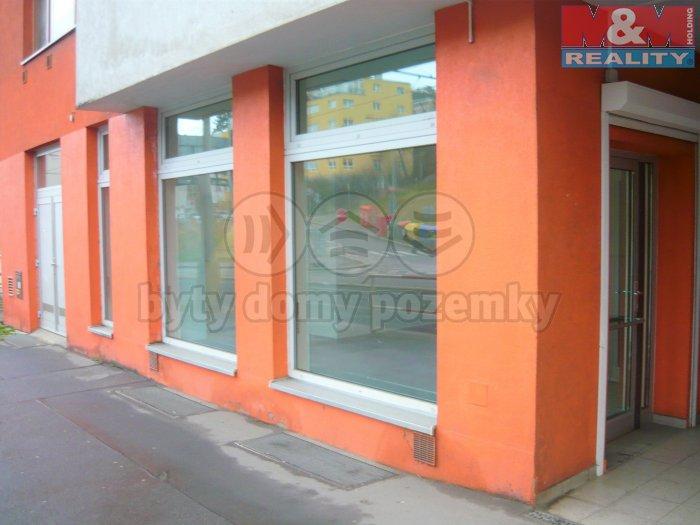 Pronájem, obchodní prostor, 42 m2, Praha 5, Plzeňská