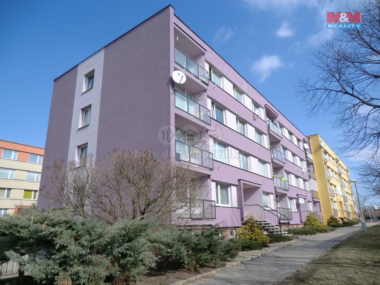 Pronájem, byt 1+1, 36 m2, OV, Chomutov, ul. Komenského