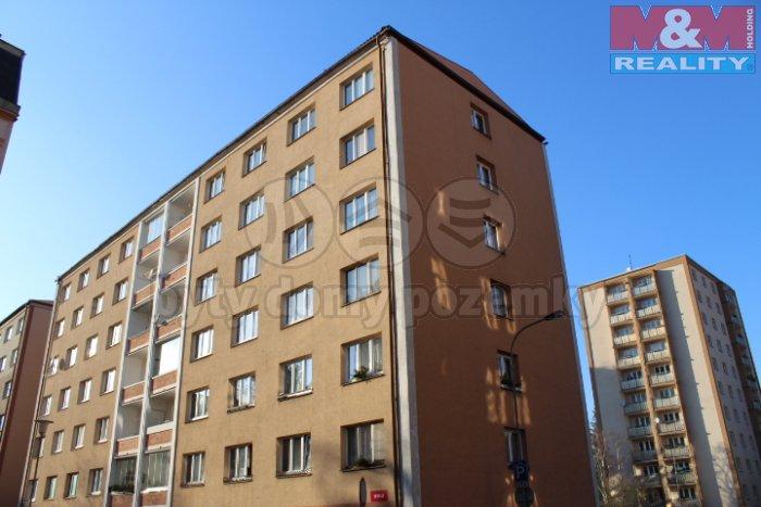 Prodej, byt 2+1, OV, 50 m2, Karlovy Vary, ul. Krymská