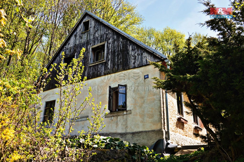 Prodej, rodinný dům, 593 m2, Stružná