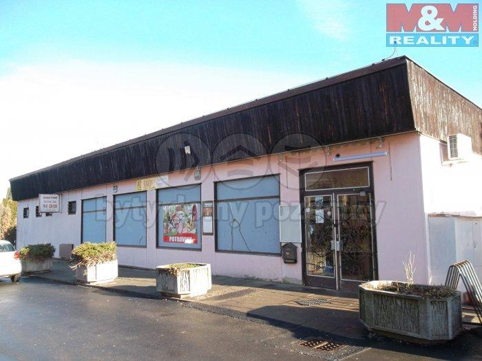 Prodej, obchodní prostory, 318 m2, Klučov u Českého Brodu