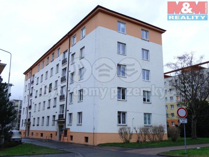 Prodej, byt 2+1, 46 m2, Ústí nad Labem, ul. Velká Hradební