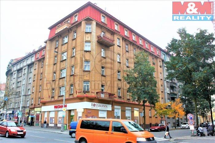Prodej, byt 1+kk, 27 m2, Praha 3 - Žižkov