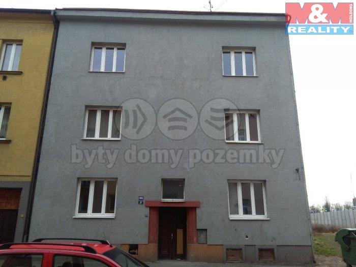 Pronájem, byt 1+1, 45 m2, Ostrava, ul. Vaškova
