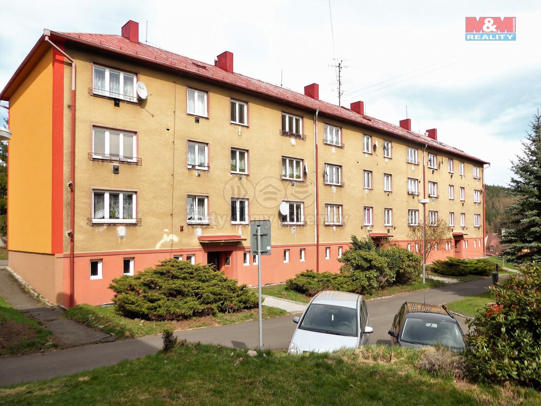 Prodej, Byt 2+1, 64 m2, Nejdek, ul. J. A. Gagarina
