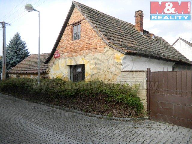 Prodej, rodinný dům, 55 m2, Plzeň