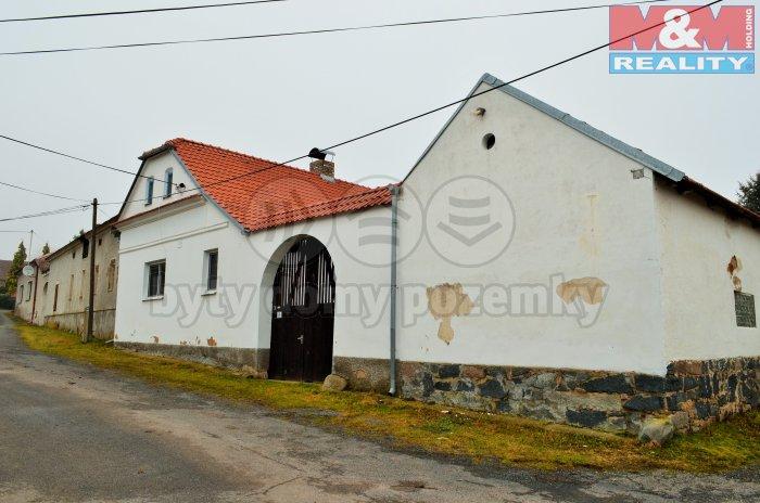 Prodej, rodinný dům, Vrančice, okr.Příbram