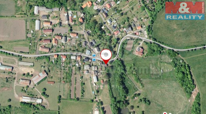 Prodej, pozemek, 4 660 m2, Rašovice u Klášterce nad Ohří