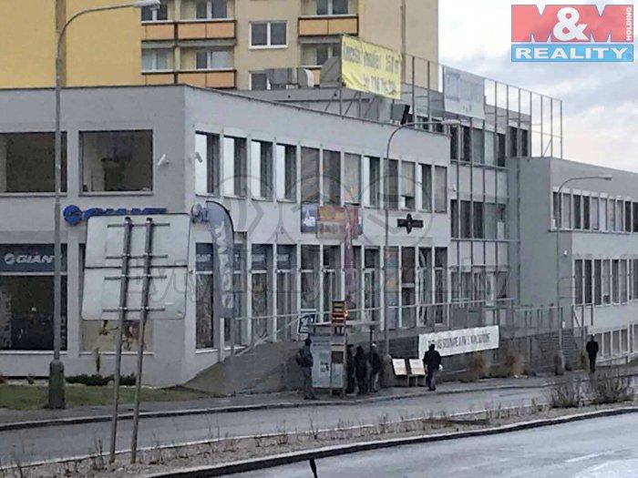 Pronájem, obchod 104 m2, Praha 4, ul. Vyskočilova