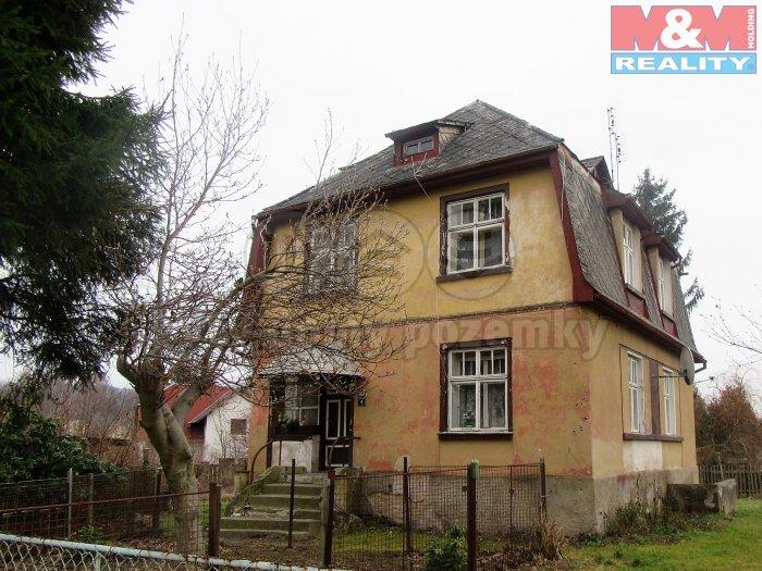 Prodej, rodinný dům, 651m2, Varnsdorf