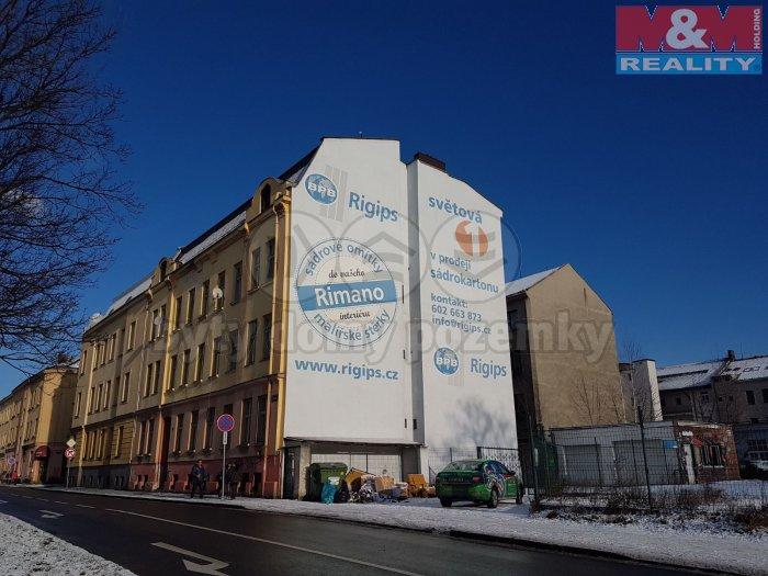 Prodej, nájemní dům, Ostrava - Přívoz, ul. Jirská