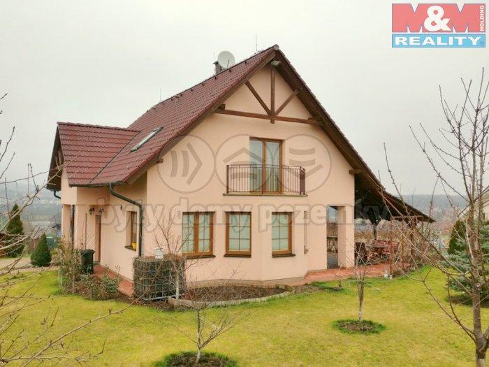 Prodej, rodinný dům 4+1, Stará Hut  u Dobříše