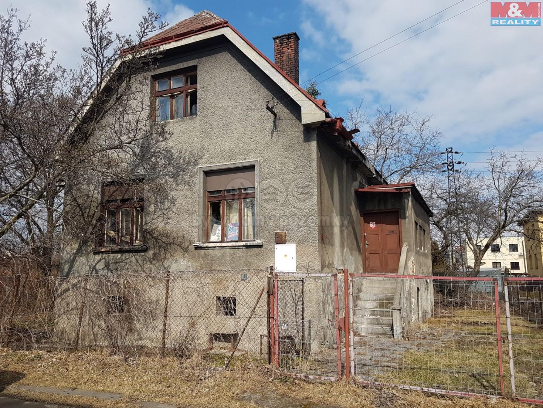 Prodej, rodinný dům 6+1, 160 m2, Ostrava, ul. V Koutech