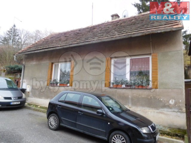 Prodej, rodinný dům, 2+1, 496 m2, Přední Kopanina, Praha 6