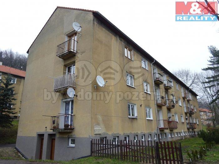 Prodej, byt 2+1, 50 m2, OV, Litvínov, ul. Na kopci