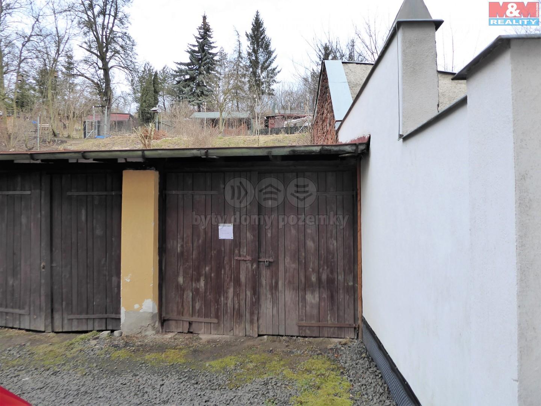 Prodej, Garáž, 16m2, Karlovy Vary- Rybáře