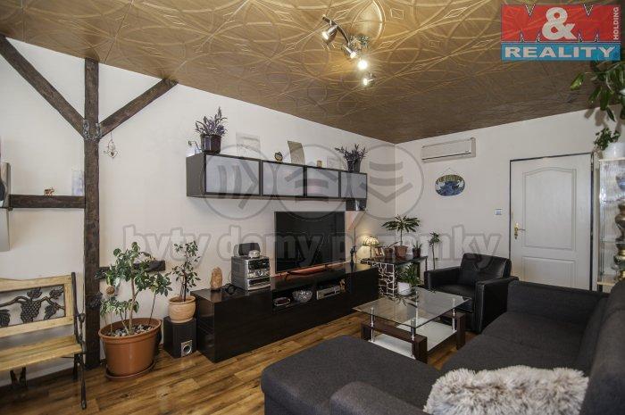 Prodej, byt 3+1, Praha, Vysočanská