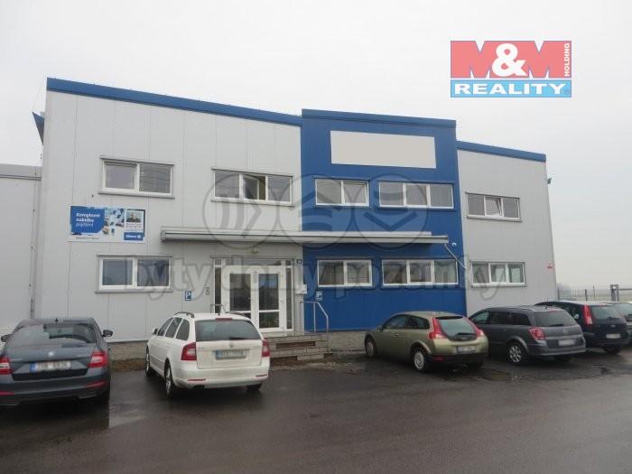 Prodej, administrativní budova, 7081 m2, Opava