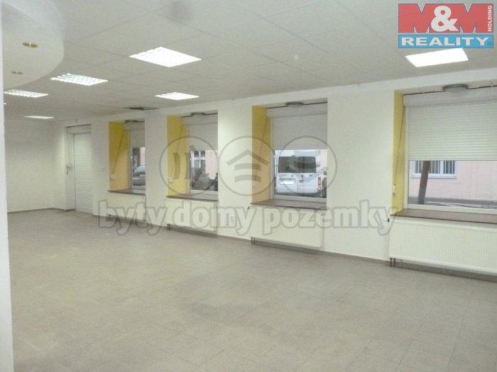 Pronájem, obchod, 120 m2, Kladno, ul. Žižkova