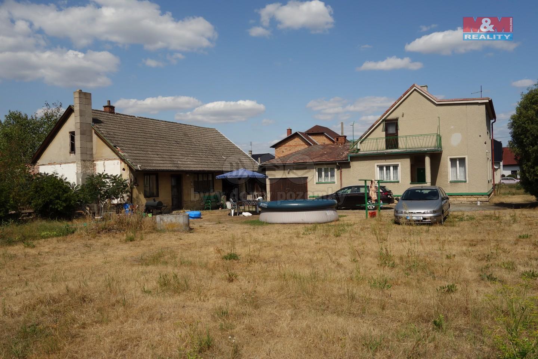 Prodej, rodinný dům 5+1, 8289 m2, Borohrádek