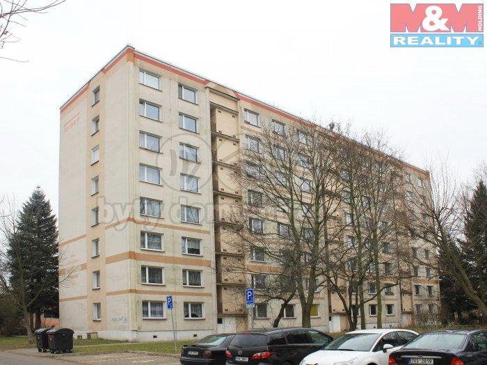 Pronájem, byt 2+1, 62 m2, OV, Děčín, ul. Jezdecká