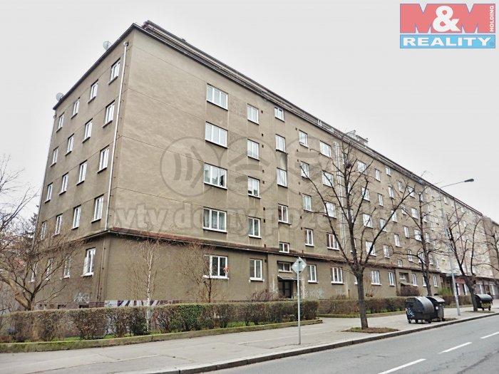 Prodej, byt 2+kk, 63 m2, OV, Praha 10 - Vršovice