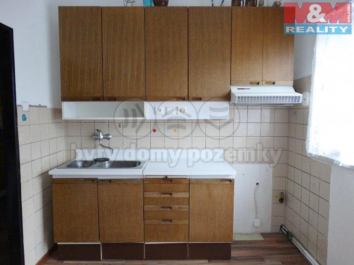 Pronájem, byt 2+1, 56 m2, Benešov nad Ploučnicí