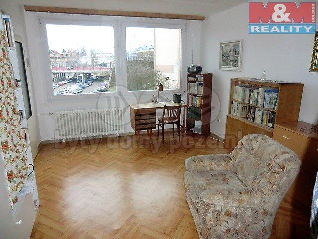 Prodej, byt 1+kk, 32 m2, DV, Teplice, ul. Alejní