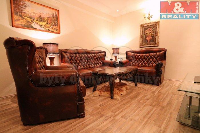 Prodej, byt 2+1, 74 m2, Chlumec nad Cidlinou