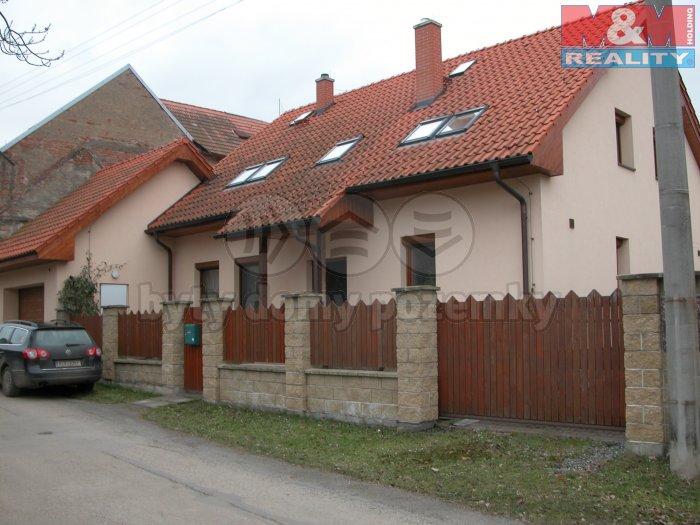 Prodej, rodinný dům, 609 m2, Bystřice u Benešova