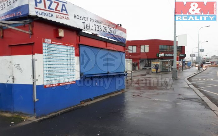 Pronájem, pozemek, 15 m2, Praha 10 - Záběhlice