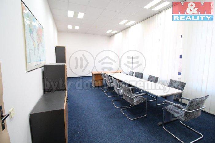 Pronájem, kancelářské prostory, 42 m2, Praha, ul. Koněvova
