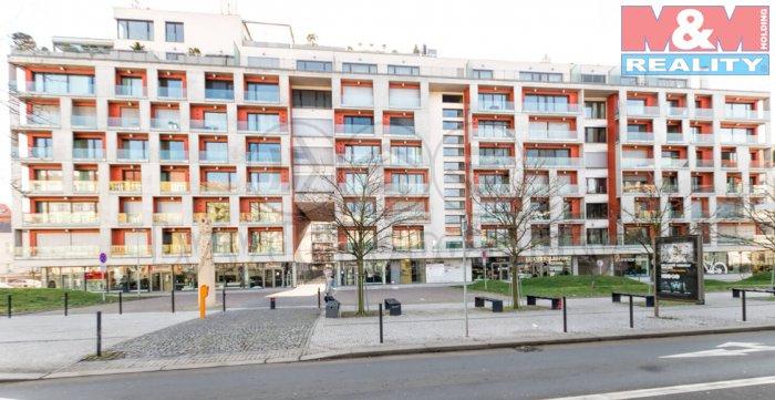 Prodej, byt 2+kk, 81 m2, OV, Praha 3 - Vinohrady